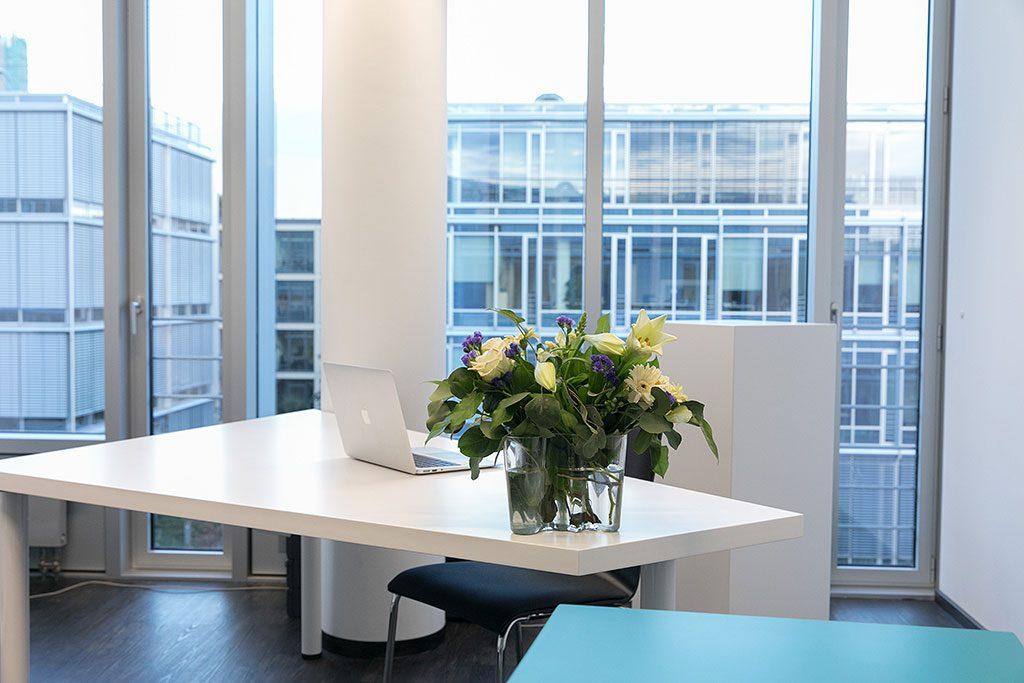 Eingangsbereich - Akademie Bonn