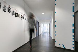 Flur - Akademie Bonn